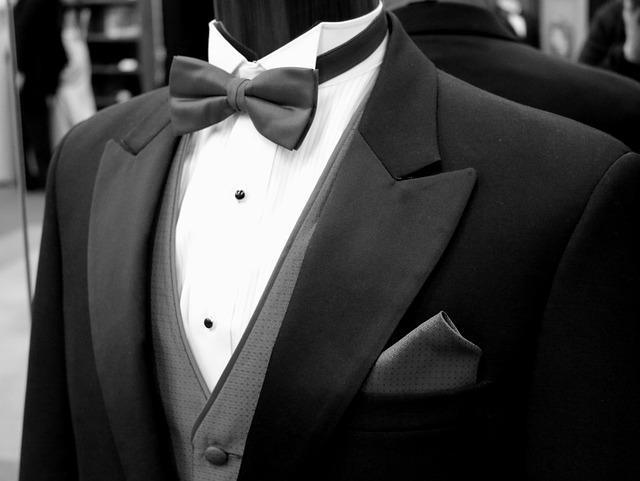 חליפת טוקסידו