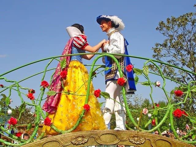 חתונת דיסני