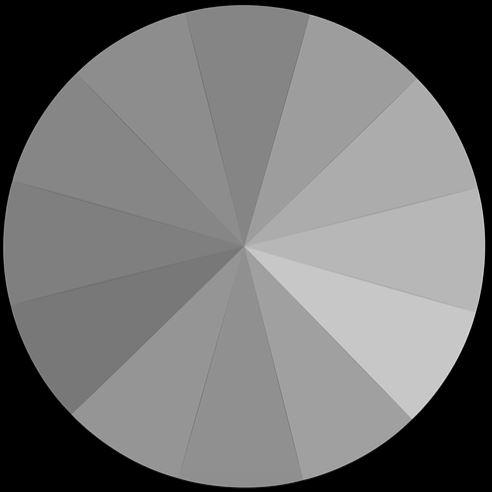 גלגל הצבעים האפורים (Grayscale)