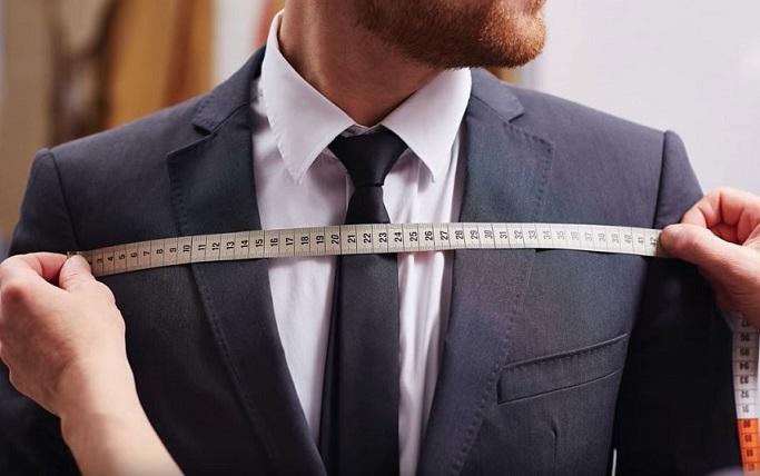 מדידה היא ערובה להתאמה נכונה של הבגד