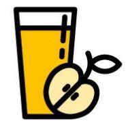 הסרת כתמי מיץ פירות