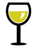 הסרת כתמי יין לבן
