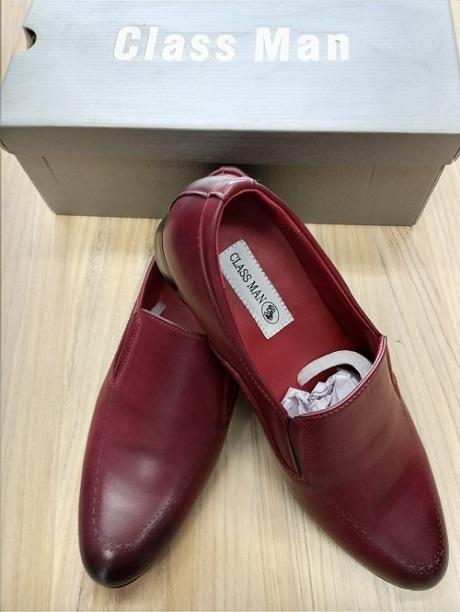 נעליים לגבר קלאס מן
