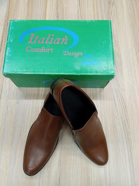 נעליים לגבר איטליאן קומפורט