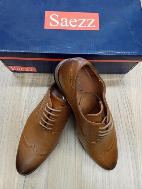 נעליים לגבר סאאז