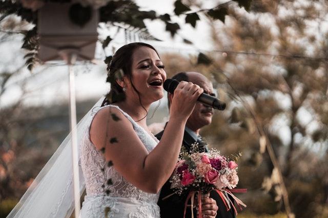 מדריך נאום לחתונה